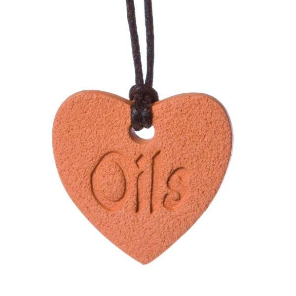 Terracotta Neck Pendant Diffuser ~ Pin by kristyne on doterra essential oils pinterest