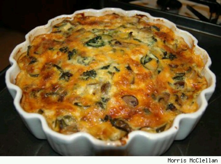 ... quiche crustless quiche with roasted vegetables roasted potato onion