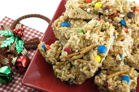 Come si prepara il rice crispy treat