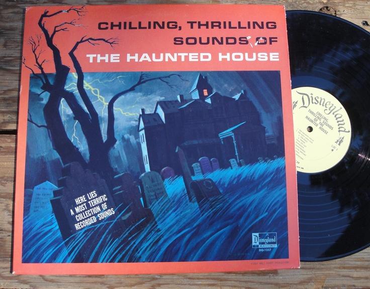 disney halloween record