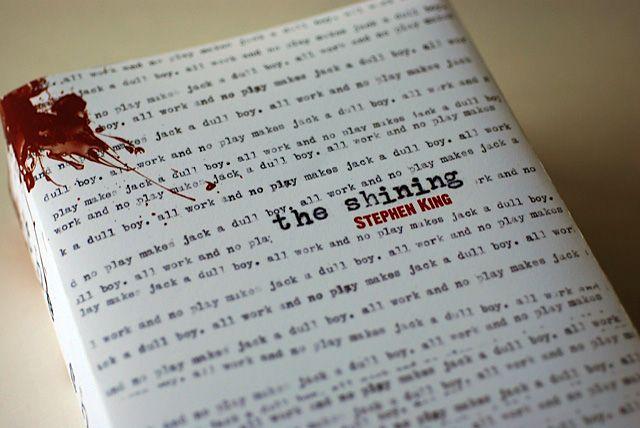 The shining. Stephen King