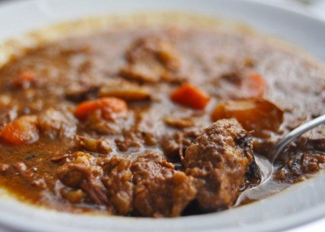 Moroccan Elk Stew Recipe | Food-D-Licious | Pinterest