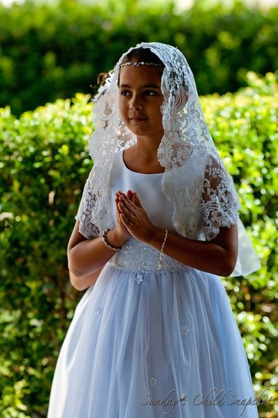 Pin by Melissa Spence on First Communion Dress for ...