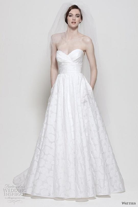 watters wedding gowns pockets ideas for friends pinterest