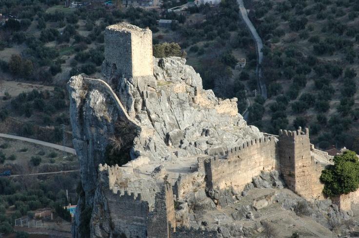 La Iruela Spain  City pictures : La Iruela Jaén España. Templar Castle El castillo de La Iruela ...