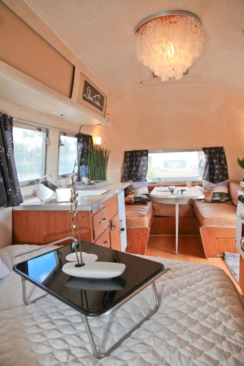 Airstream interior for Airstream decor