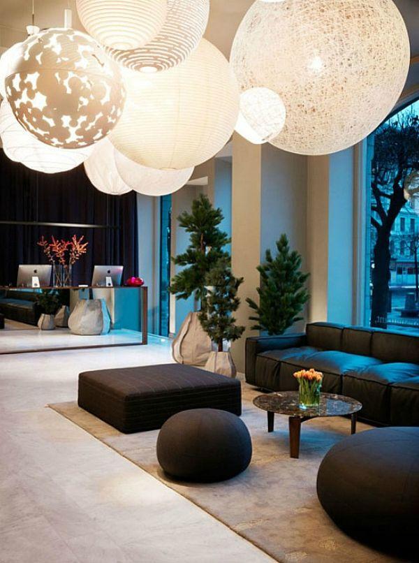 Lobby lighting hotels pinterest for Stage 47 designhotel