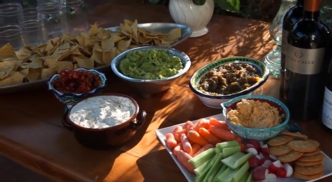 Harvest Dip Recipes - Caramelized Onion & Shallot Dip and Classy ...