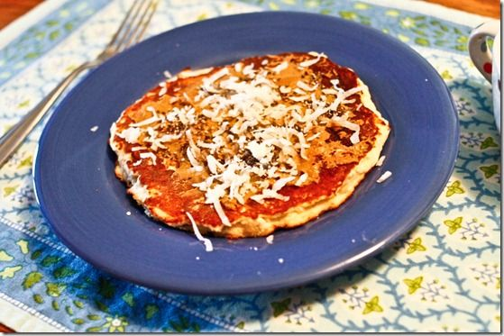 Coconut Protein Pancakes | Healthy recipes | Pinterest