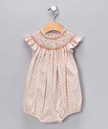 Lemon Meringue Bubble Bodysuit - Infant