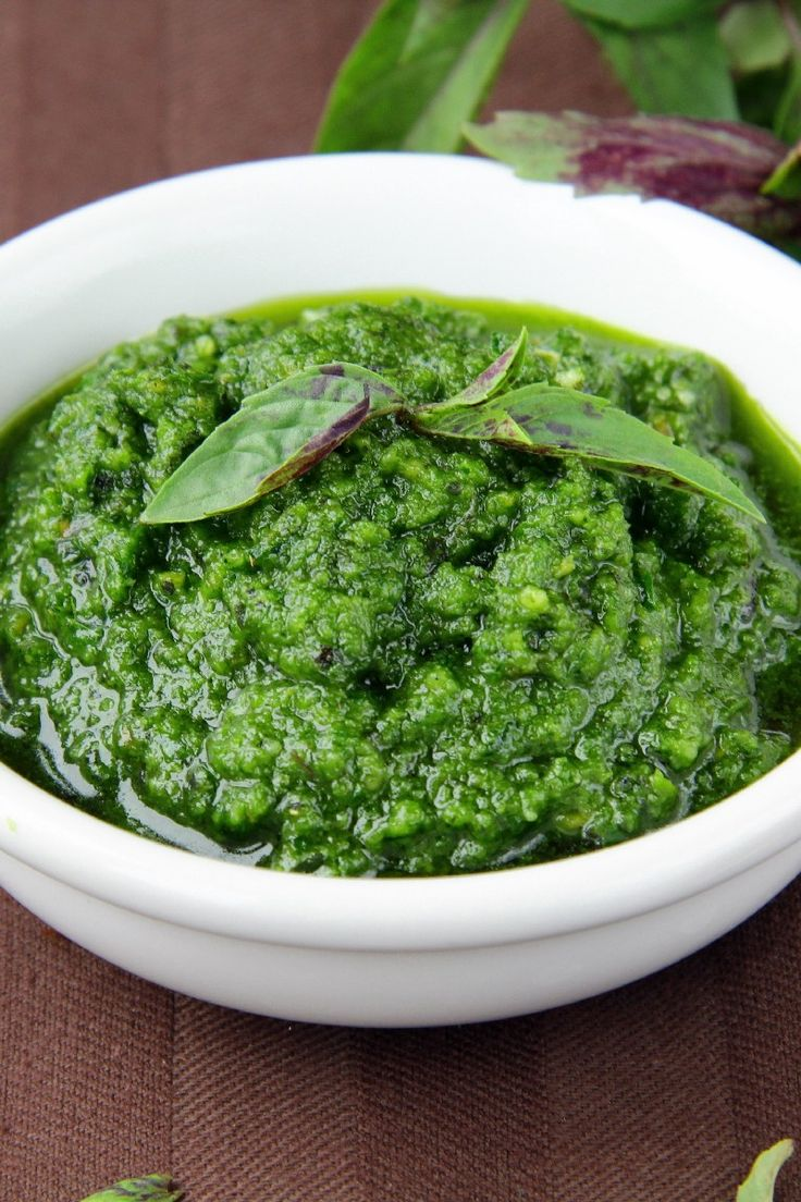 Basil Pesto | Recipe