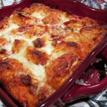 Bubble Up Pizza | Food & Drinks | Pinterest