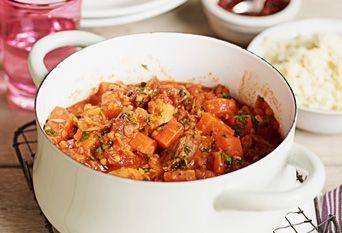 Lamb, Apricot & Lentil Casserole | Meat | Pinterest