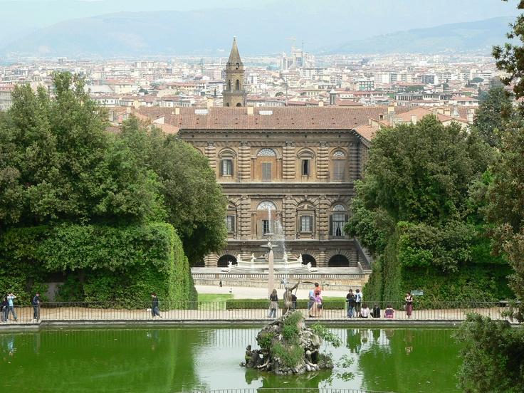 Palazzo pitti florence gowithoh travel pinterest for Jardines boboli