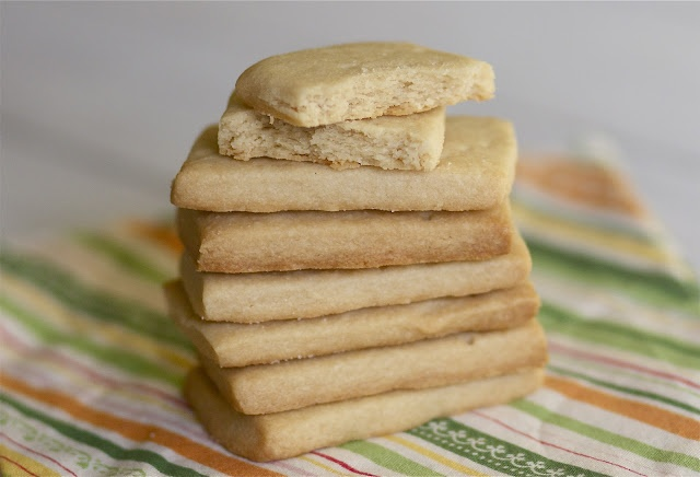 brown sugar shortbread-i've never made my own-looks like its time to ...
