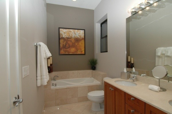 Master Bedroom with Master Bath | Decorating | Pinterest