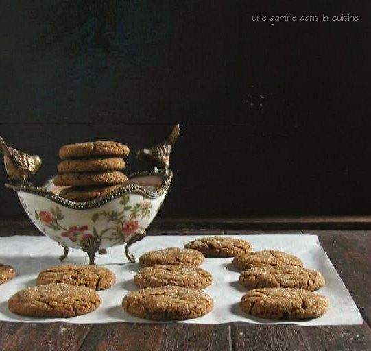Triple Ginger Cookies | Cookies | Pinterest