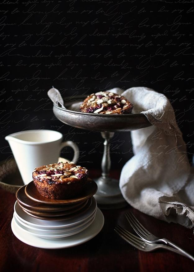 Petits gâteaux aux fruits secs.