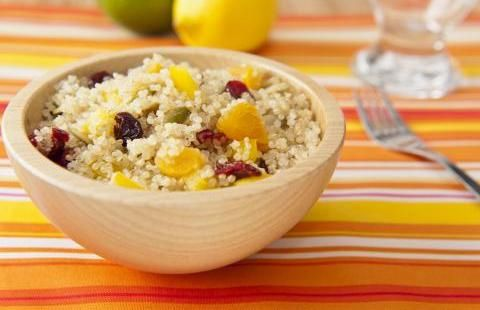 Cinnamon raspberry quinoa for breakfast! | Breakfast winners | Pinter ...
