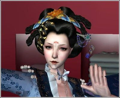 traditional asian hairstyles Growing Up & Aging Gracefully Pinter ...