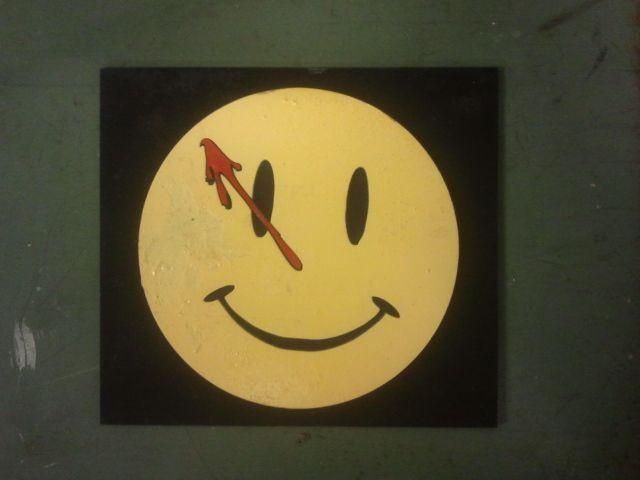 Watchmen Logo | Laser Cutter Shenanigans | Pinterest Watchmen