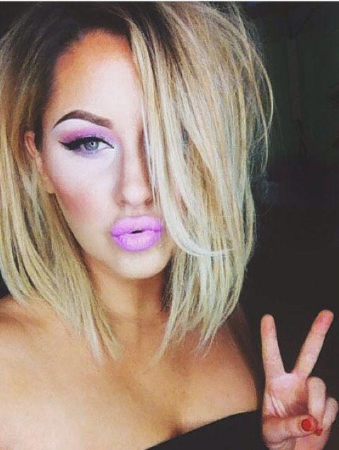 Chrisspy hair   Makeup...