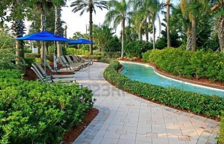 Pin swimming pool landscaping ideas inground pools nj for Swimming pool landscaping plants