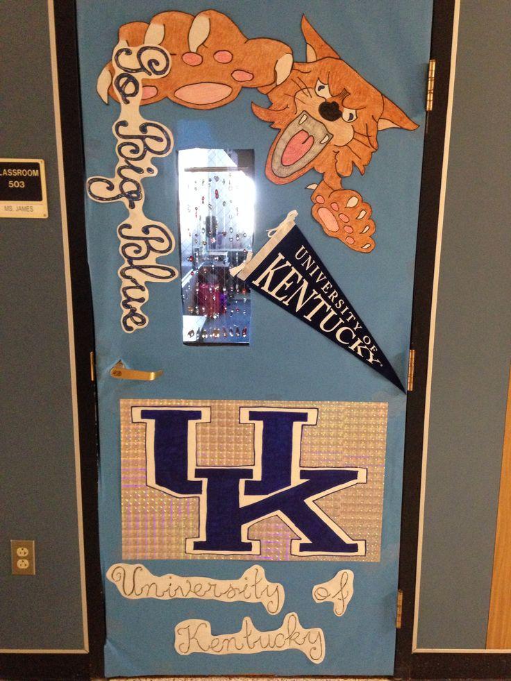 Classroom Decoration Ideas For College : College door decorations classroom idea pinterest