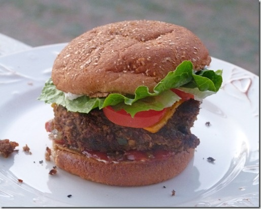 Homemade Veggie Burgers Recipe — Dishmaps