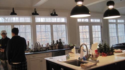 over sink kitchen lighting kitchen ideas pinterest