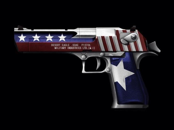 flagsEagle American Flag Guns