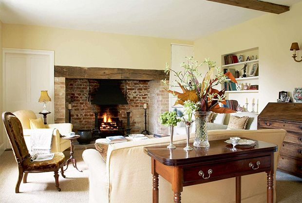 Winning Homes Period Living Country Cottage Living Room P