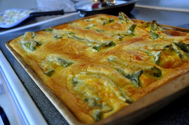 Quick and Easy Baked Chiles Rellenos recipe - Foodista.com # ...