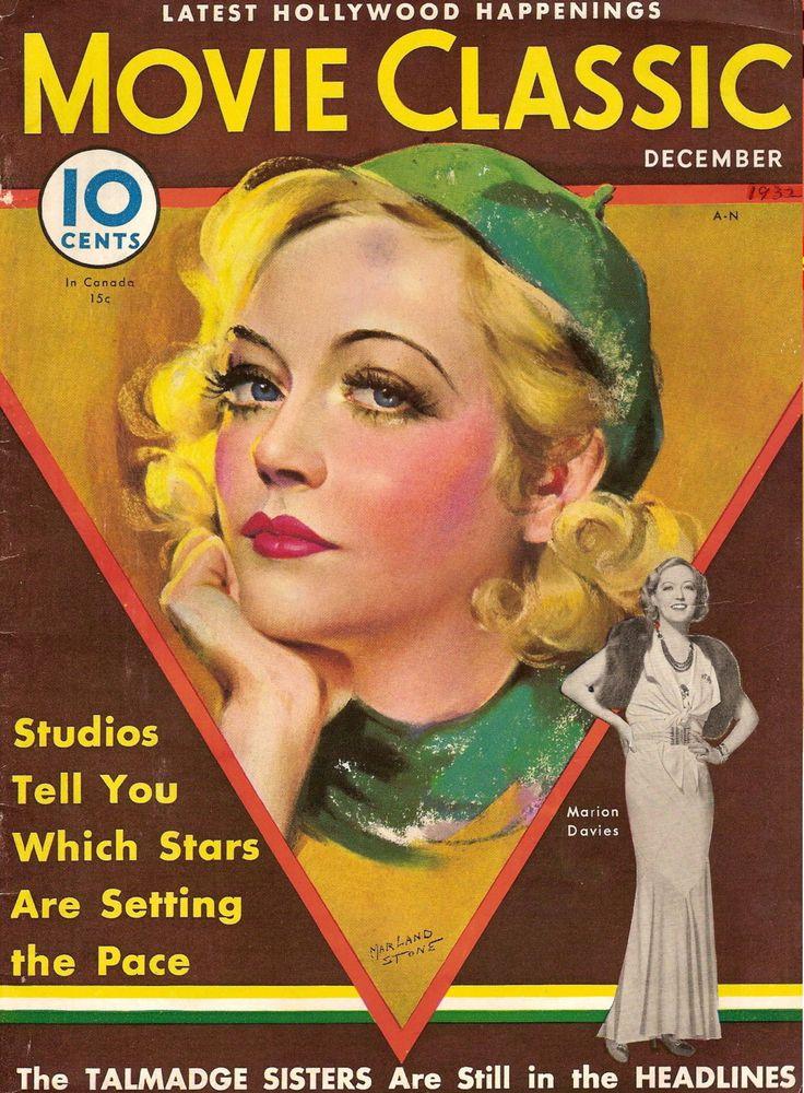 1932 dec marion davies movie classic vintage movie. Black Bedroom Furniture Sets. Home Design Ideas