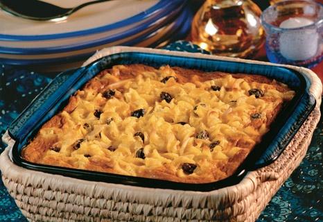 Cheese Kugel | Recipe