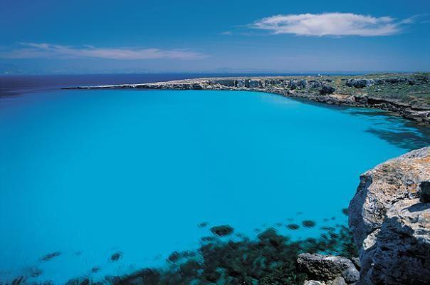 Favignana Island Italy