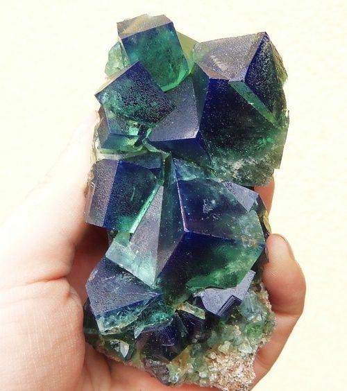 Rogerley Mine cubed Fluorite Specimen /