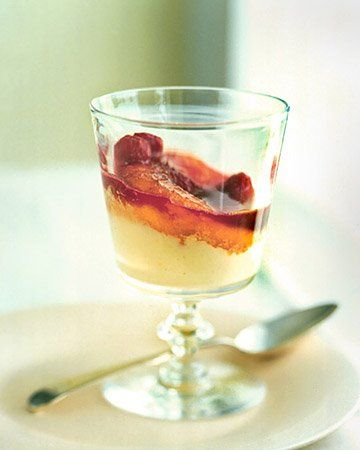 Caramelized Peach Melba | Dressed up fruits | Pinterest