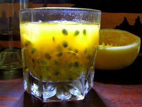 Passion Fruit Caipirinha | Recipe
