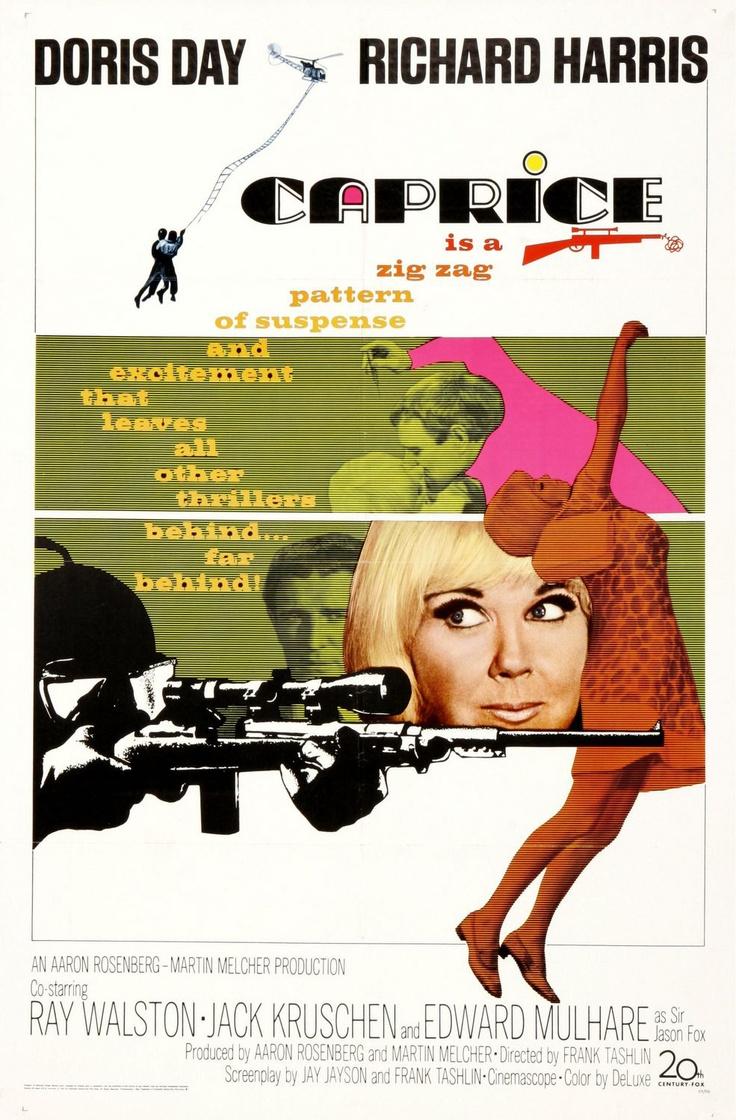 Doris Day - Capricho | 1967 | VOSE | MEGA