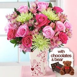 flower delivery for valentine's day philippines