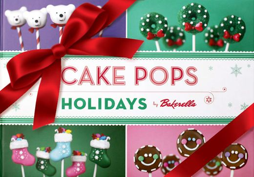 Christmas in July! Announcing Cake Pops Holidays by @Bakerella. On sale in October, or preorder now! http://www.chroniclebooks.com/titles/cake-pops-holidays.html