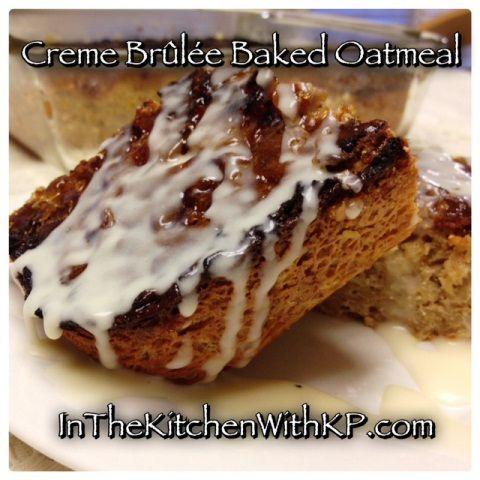 Easter Brunch Creme Brulee Baked Oatmeal #SundaySupper - In The ...