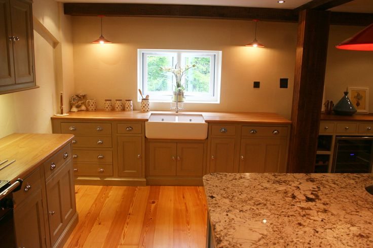 bespoke north yorkshire kitchen handmade by the main furniture
