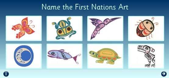 how to draw first nations animals