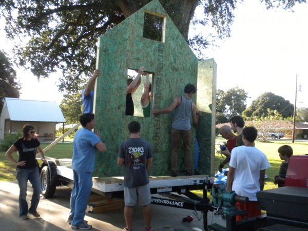 Sip Tiny House Construction 2 Tumbleweed Walden Sip Tiny