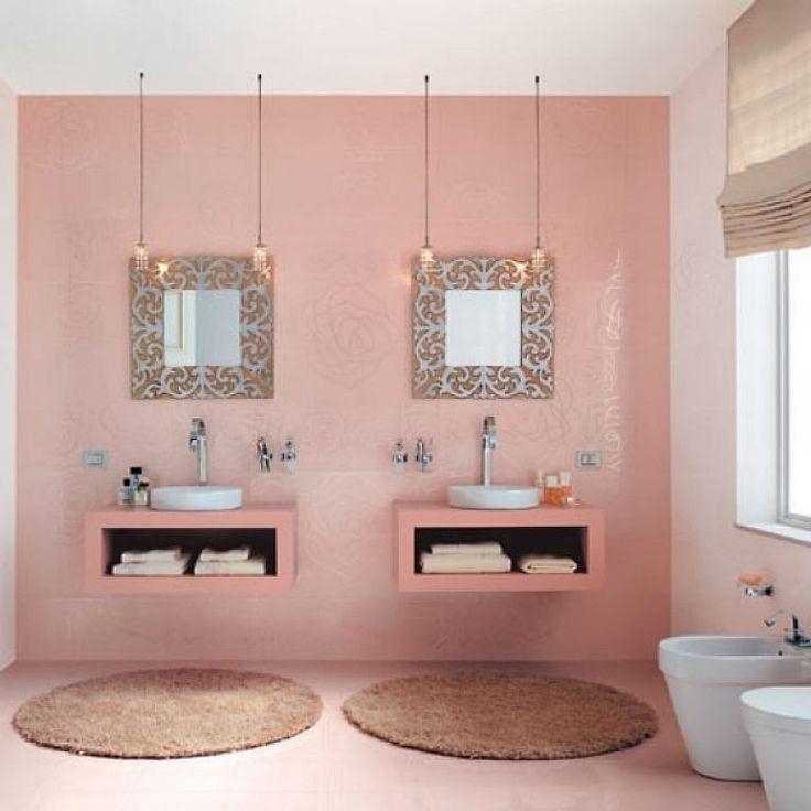 Romantic tile bathroom design ideas 2013 bathroom ideas for Romantic bathroom designs