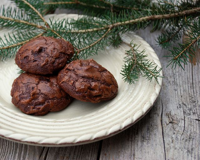 Double Chocolate Espresso Cookies 2 by firefly64, via Flickr - I love ...