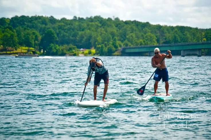 Kowaliga Marina Paddle Board Race | Lake Martin Alabama | Pinterest: pinterest.com/pin/221943087857089803
