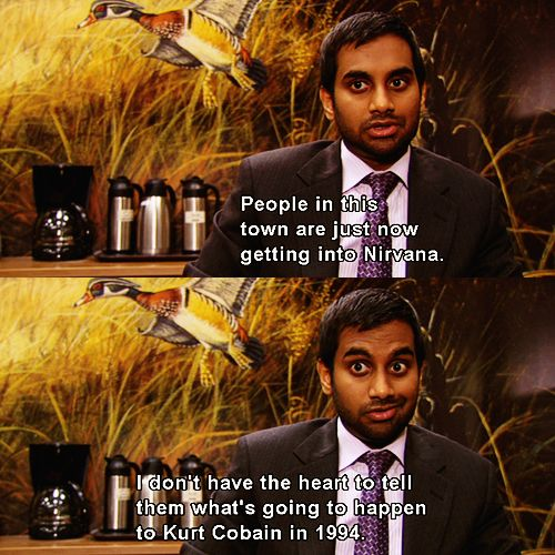 Parks and recreation tom quotes